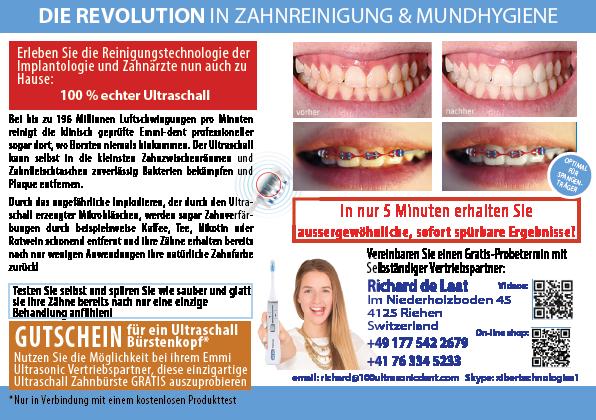 EMMI German Gutschein