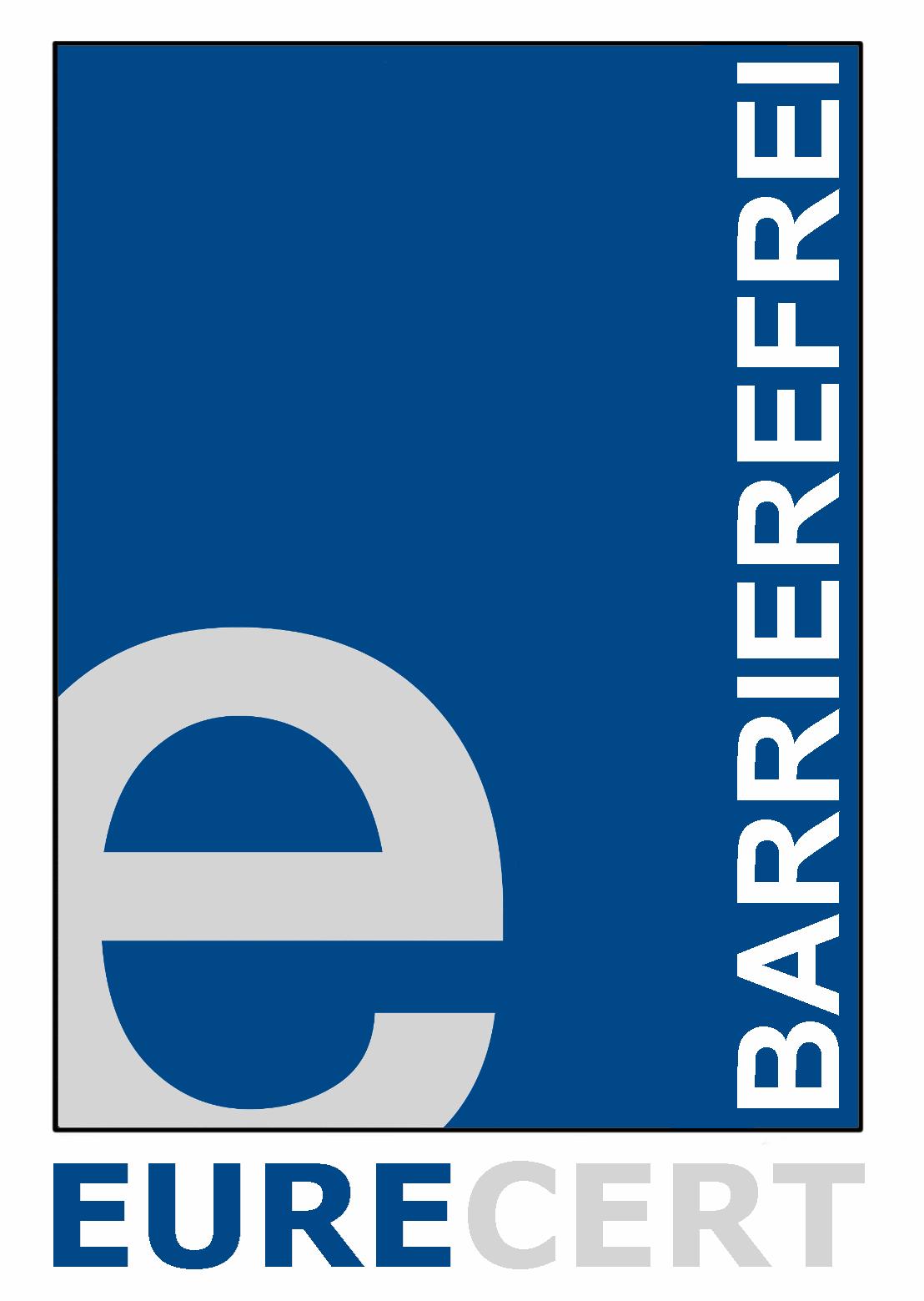 Emmi-dent Ultraschall Zahnbürsten sind Barrierefrei Zertifiziert