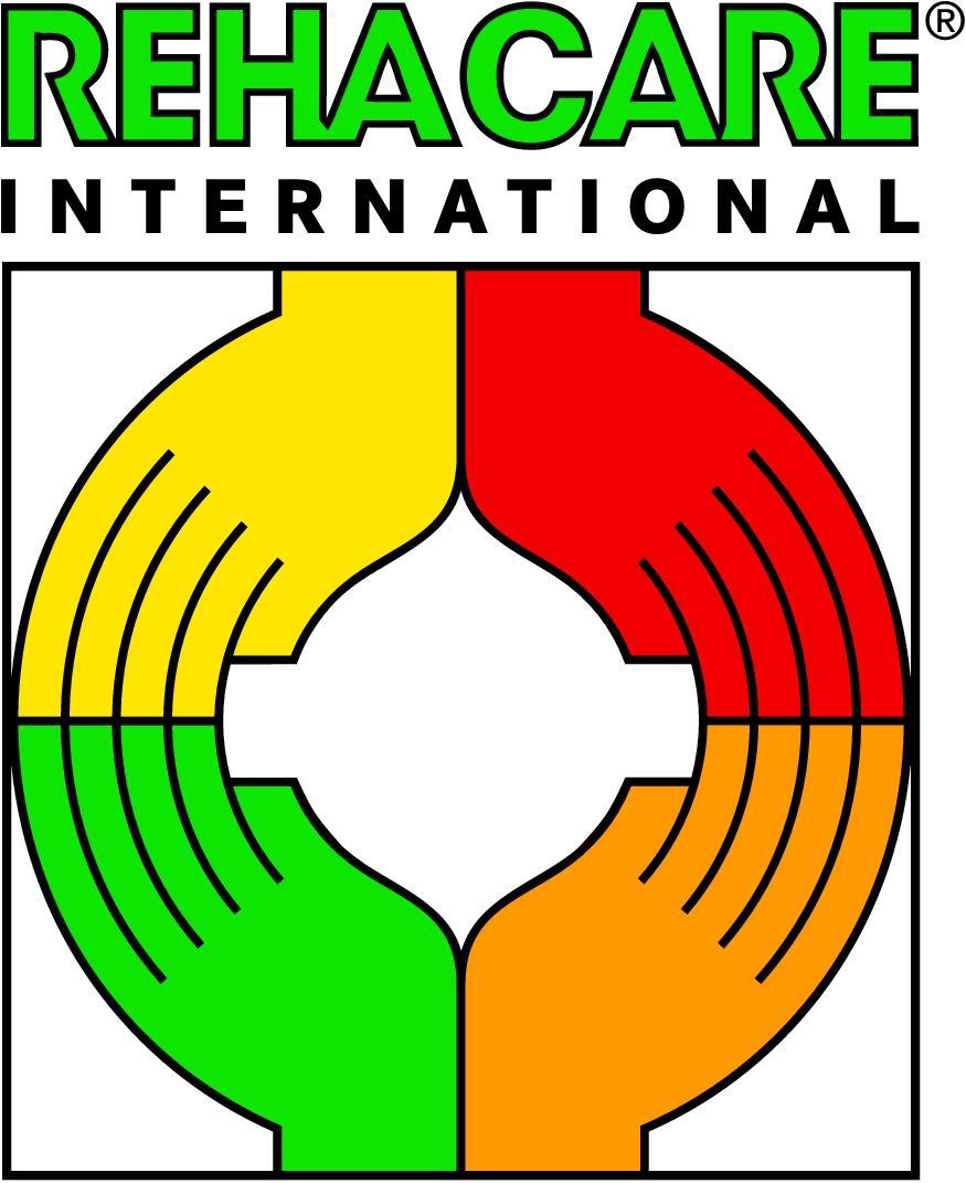 Rehacare Logo Gross